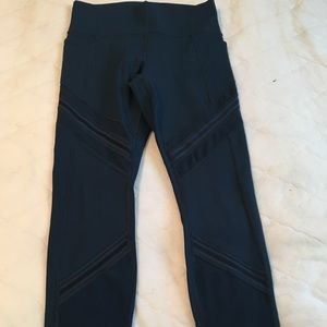 VGUC size S Athleta Up For Anything Teal